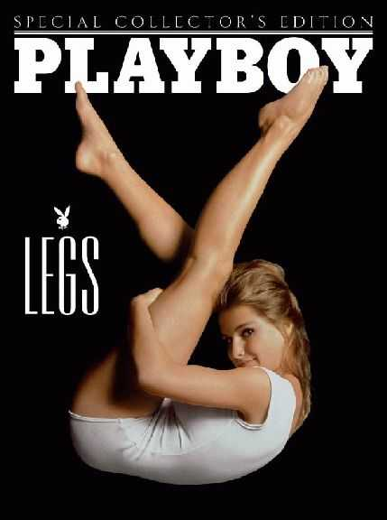 Playboy special edition №3 (2015), pdf, ноги, красивые девушки