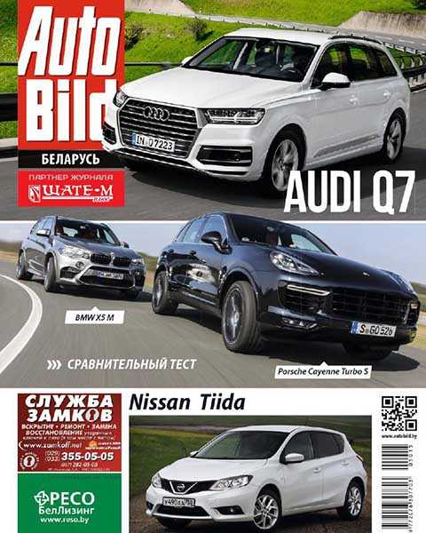 AutoBild №5 (май 2015)