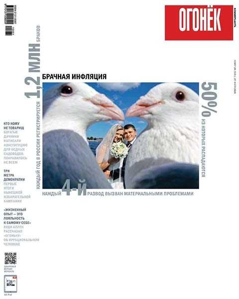 Журнал Огонёк №29 июль 2015 читать PDF онлайн