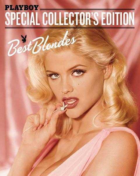 Журнал Playboy СВ Лучшие блондинки 2015 читать PDF