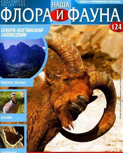Наша флора и фауна №124 (2015), горный козел