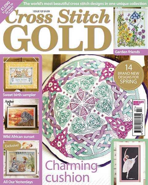 Журнал Cross Stitch Gold №127 читать онлайн