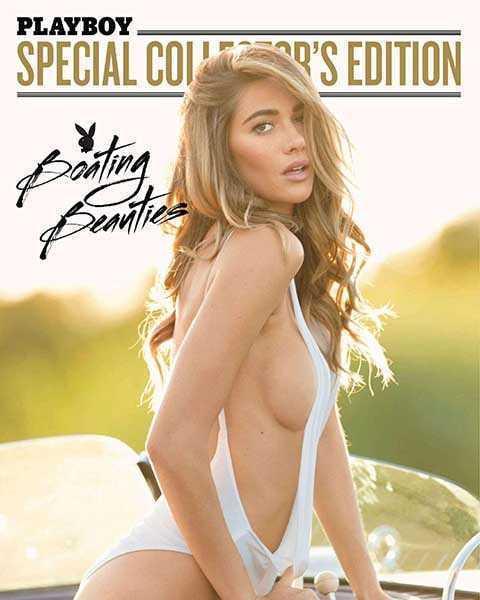 Журнал Playboy Boating Beanties 2016 SC читать PDF