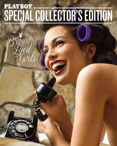 Журнал Playboy Brown Fyed Girls 2016 SVE читать