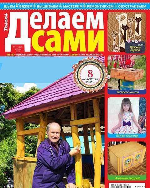 Журнал Делаем сами Толока №11 (2016) pdf
