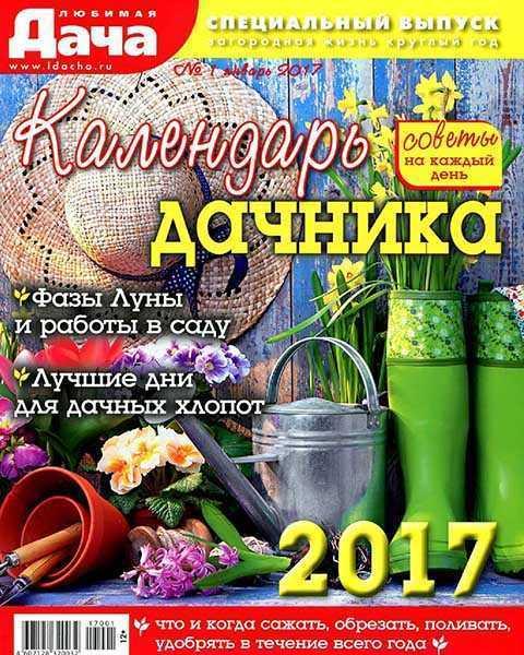 Любимая дача №1 январь 2017 СВ