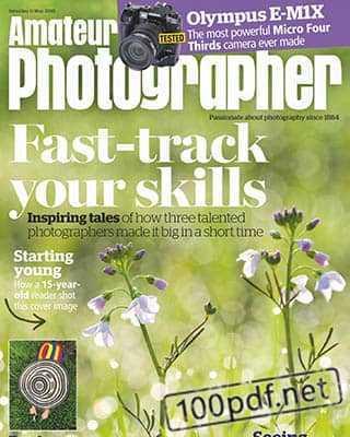 Magazine Amateur Photographer 11 May 2019