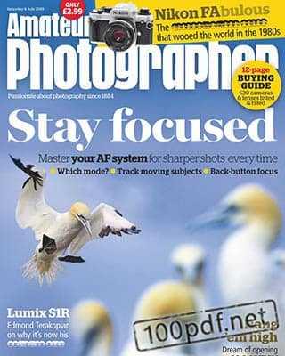 Birds Amateur Photographer 6 July 2019