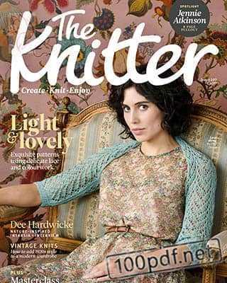 Magazine The Knitter №140 (2019)