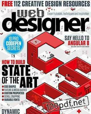 CSS Web Designer №290 (2019)