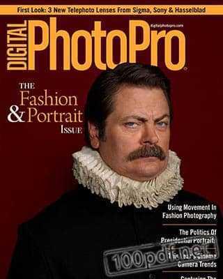 Magazine Digital Photo Pro October 2019