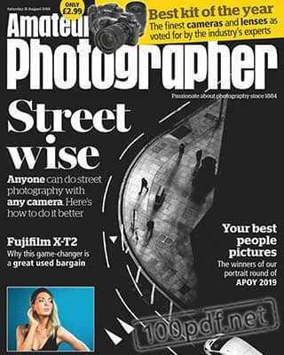 Magazine Amateur Photographer 31 August 2019