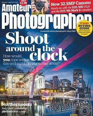 Magazine Amateur Photographer 7 September 2019