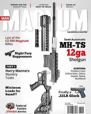 Обложка Man Magnum 6 2020