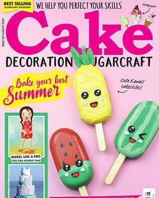 Magazine Cake decoration and craft 263 2020