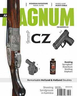 Обложка Man Magnum 8 2020
