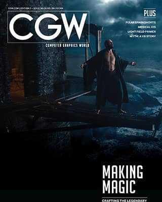 Обложка CGW 2 2020