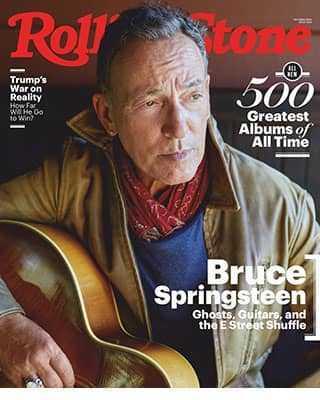 Обложка Rolling Stone 1344 2020