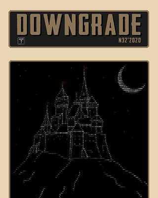 Обложка Downgrade 32 2020