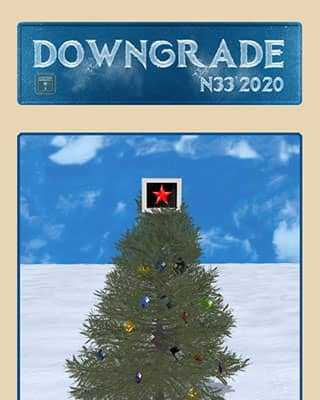 Обложка Downgrade 33 2020