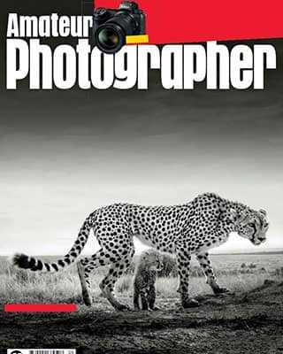 Обложка Amateur Photographer 2021
